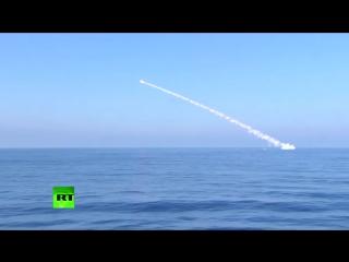 ВМФ России выпустил крылатые ракеты по объектам ИГ в районе Пальмиры