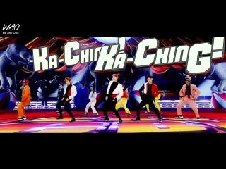 WAO рус.саб EXO-CBX - Ka-CHING! (Short Ver.)
