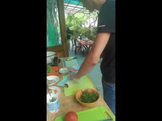 Наш гость шеф-повар сушист Владимир из Ахтубинска, Ммммм было супер вкусно!)