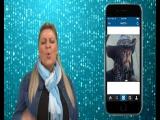 Анна Лукова телеведущая новостей на канале Music Box