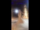 """Танец """"невесты Амины с отцом"""""""