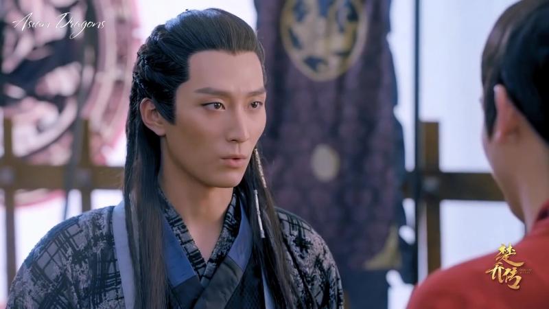 [55/58] Легенда о Чу Цяо / Legend of Chu Qiao / Princess Agents / 楚乔传