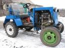 Подборка самодельных тракторов