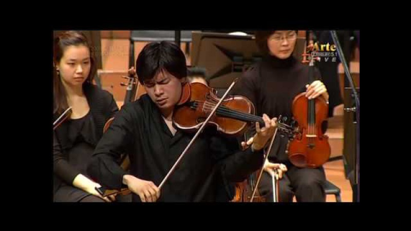 Stefan Jackiw / Mendelssohn / Violin Concerto in E minor Op.64 I.Allegro molto appassionato part1
