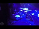 MGŁA@Exercises in futility II Darkside Live In Poland 2017 Drum Cam