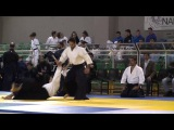Aikido Academy's Vassilis Nykteris Demonstrating on November 24th, 2013