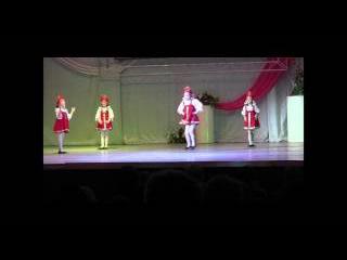 Танец Барыня-Сударыня, ясли-сад№13,Гран-При на конкурсе Фиолетовый заяц 2016,Могилев
