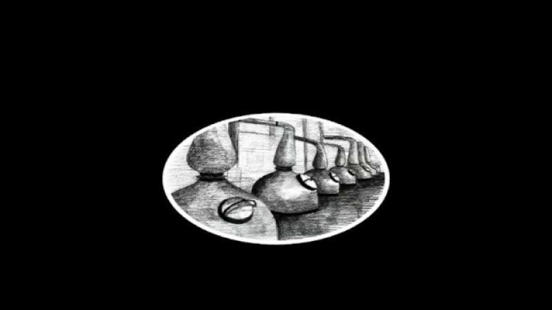 Дистилляция на винокурне Laphroaig