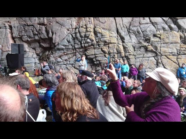 Wardruna, Aurora and Oslo Fagottkor HELVEGEN