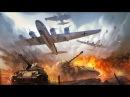 Стрим - War Thunder качаю немцев авиация 42.1