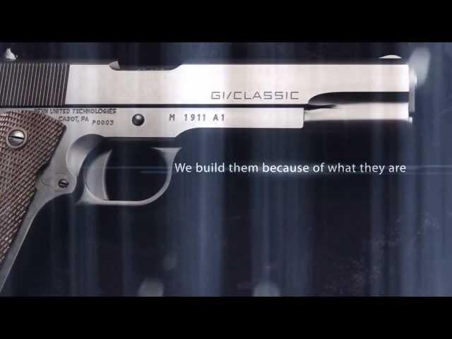 Cabot Guns - A New American Classic