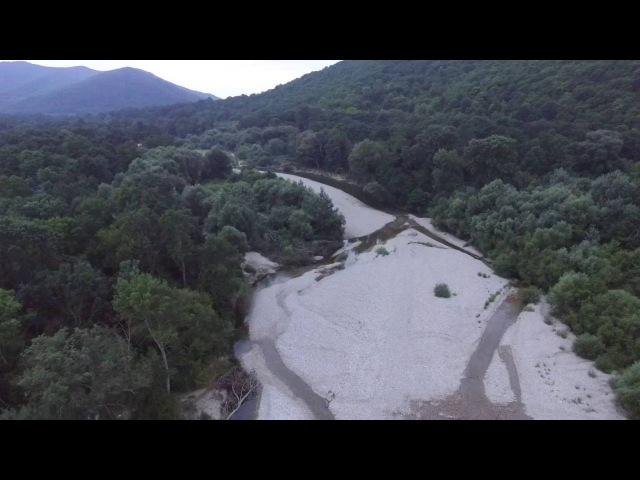 Геленджик - река Пшада (с.Береговое)