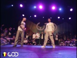 Urkel vs EmJay Popping Finals FRONTROW World of Dance Belgian Qualifier 2015 #WODBE2015