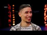 EmJay makes Dan go completely crazy! Belgium's Got Talent VTM (Full Version)