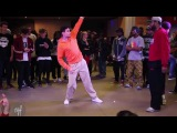 EMJAY vs Baloo (The Cage) Quarterfinal Popping P.O.D 5th Edition Ocloo Productions