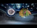 Chicago Blackhawks vs Winnipeg Jets обзор матча