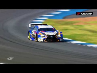 YOKOHAMA Tires - The Complete Victory in 2016 SUPER GT Rd. 7