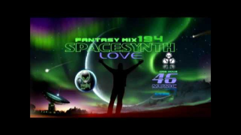 Mixed by mCITY FANTASY MIX 194 SPACESYNTH LOVE