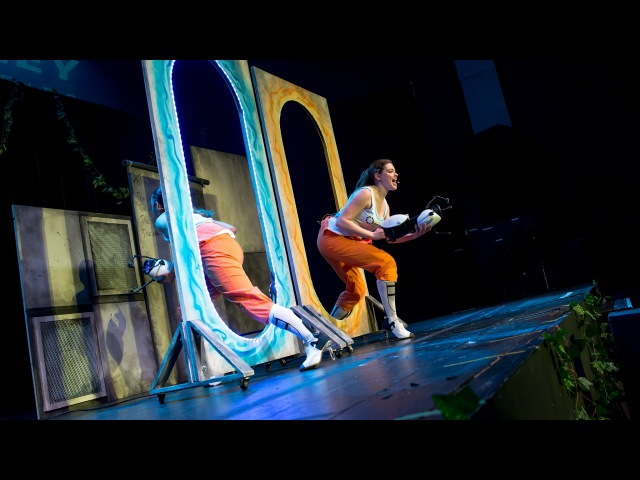 Portal 2: The (Unauthorized) Musical - 2017 Production
