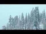 Зима на Поднебесных зубья началась. Михаил Шевалье (Междуреченск)