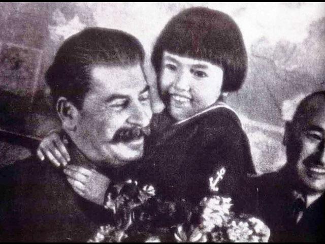 Сталин Уберите эту вшивую