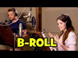 Behind The Scenes With TROLLS Cast (Movie B-Roll &amp Bloopers) - Anna Kendrick, Justin Timberlake