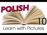 Learn Polish with Pictures - What's in your School Bag