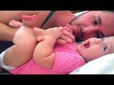CUTEST DAD & BABY VIDEOS