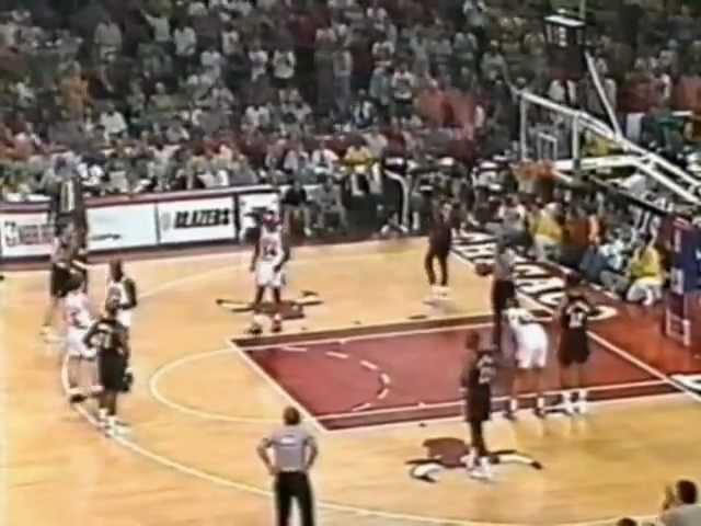 Michael Jordan 1992 NBA Finals Great Performance