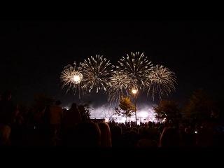 Фестиваль фейерверков в Москве 2017 - Бразилия | The international fireworks festival ROSTEC