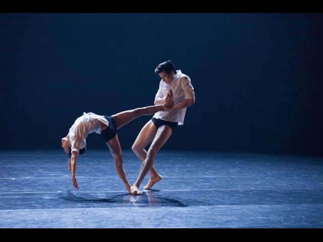 Take Me With You - Polish National Ballet Dancers Yuka Ebihara and Kristóf Szabó, Choreography Robert Bondara