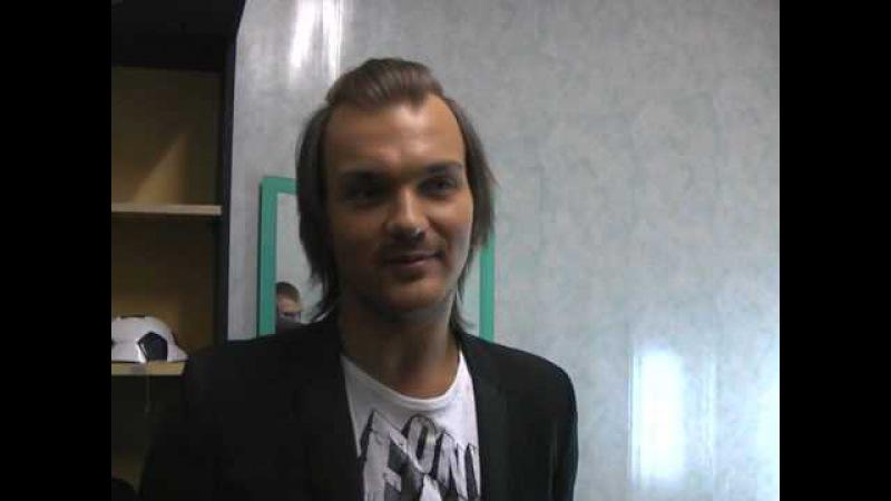 Александр Панайотов интервью о Евровидении 2010