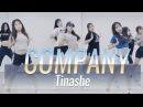 Tinashe Company Choreography Shin ang 인천댄스학원 리듬하츠