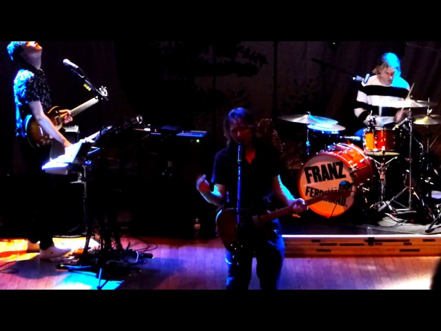 The Dark of the Matinée - Franz Ferdinand @ House of Blues, Cleveland, OH - May 31, 2017