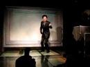 An Extremely Rare Scene of Hirohiko Araki