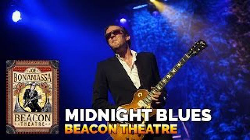 Joe Bonamassa - Midnight Blues - Beacon Theatre - Live From New York