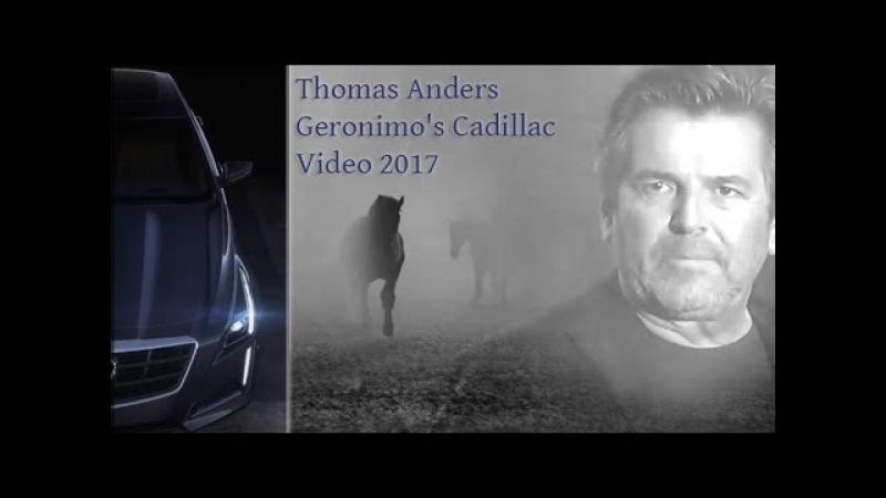 Thomas Anders - Geronimo's Cadillac [DISCO MIDNIGHT RMX] video 2017