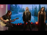 Marco Hietala &amp Elize Ryd - Ave Maria YLE TV HD