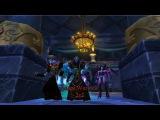 Mage Warlock 2x2 3.3.5a Wow (arena tournament)