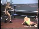 Female Wrestling Clip