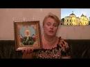 Вышивка бисером - Моя первая работа ,икона Святой Матроны Московской