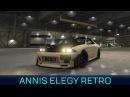 Annis Elegy RH8 Retro SHOWCASE | Rockstar Editor |
