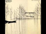 Gato Barbieri &amp Don Cherry - Togetherness (1965)