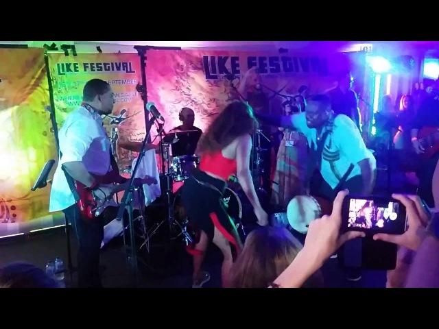 Tabanka Djaz in Like Festival Lisbon 2016