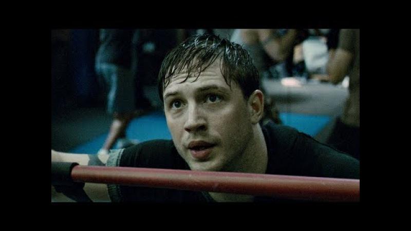 Томми избивает профессионального бойца «Бешеного пса». Спарринг в зале. Воин. 2011