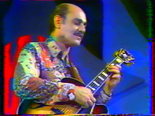 Joe Pass & NHOP - Live at Antibes, France 1979 (part2)