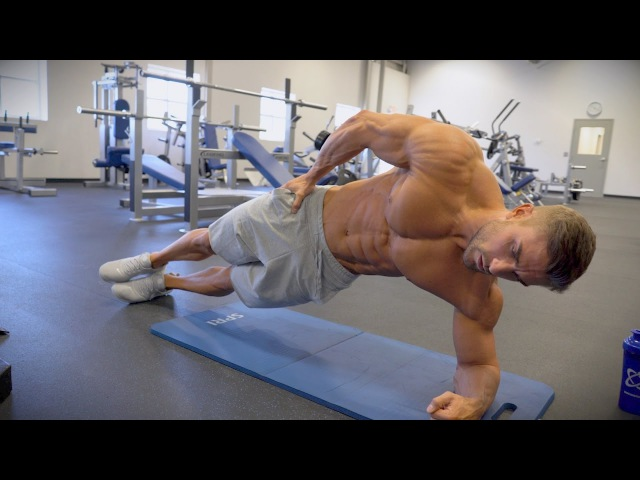 Physique Champion Ryan Terrys Total Ab Workout