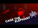 Cage The Elephant Performs 'Cold Cold Cold'