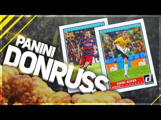 BOX OPENING 5/6 ✪ PANINI Donruss Soccer 2015