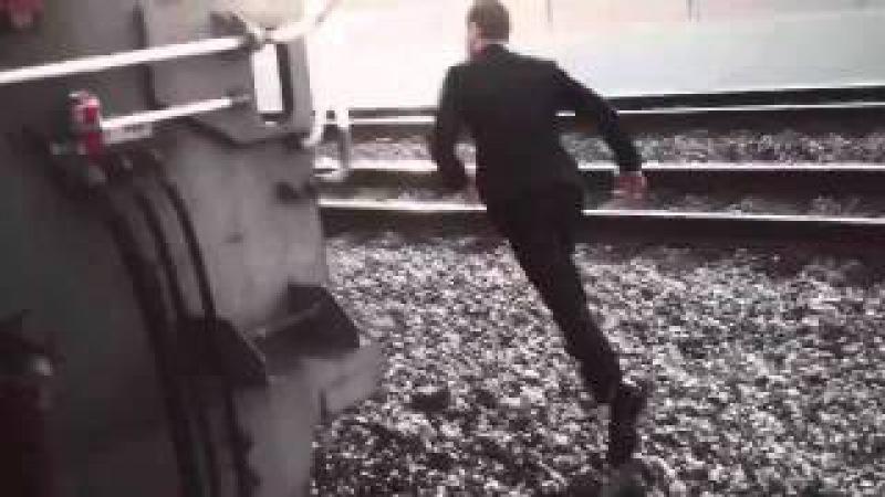 Vogue Italia Mystery Train Michael Fassbender HD